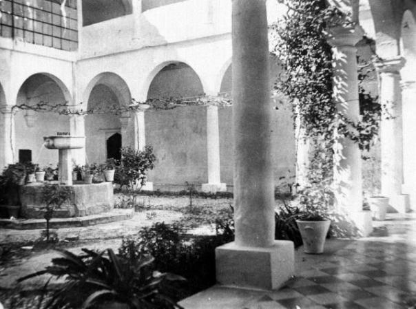 claustro convento san francisco